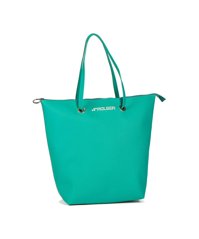 Rolser bevásárló táska, design, erős, kézi táska - ökodrogéria